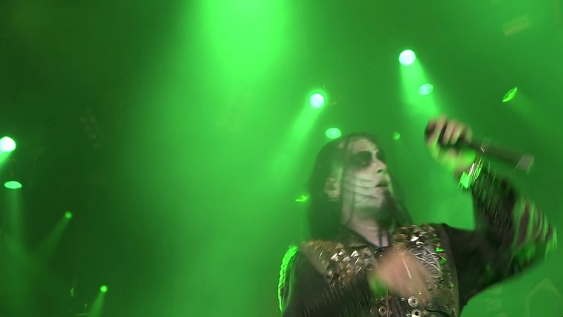 DIMMU BORGIR Mourning Palace LIVE FORCES OF THE NORTHERN NIGHT