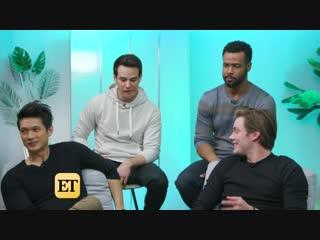 The Men of Shadowhunters Spill Final Season Secrets - Plus, Matthew Daddario Sur