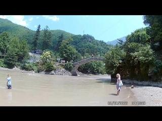 Прыжок с моста царицы Тамары(Suffer Bitch)
