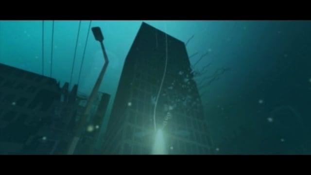 Radiohead - Pyramid Song by Shynola