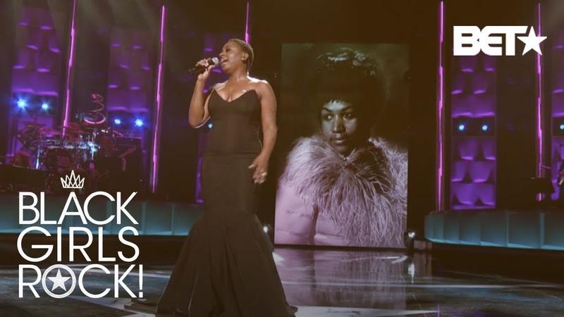 The Aretha Franklin Tribute | Black Girls Rock 2018