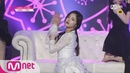 Produce 101 11 EyecontactㅣZhou Jie Qiong - Sunmi ♬Full Moon @ Position Eval. EP.07 20160304