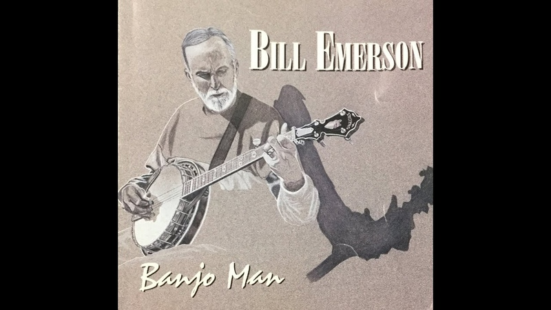 Bill Emerson Banjo Man complete album 1996 Bluegrass