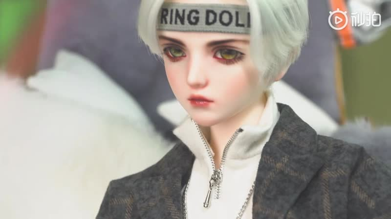 Jason - Messenger StyleB ringdoll@huangshan0221ringdoll[超话] 今天可是拿...-来自Ringdoll戒之人形-微博视频-最新最快短视频-搞笑短视频-美女