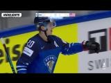 Финляндия - США - 6:2