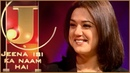 Preity Zinta Famous Bollywood Celebrity Jeena Isi Ka Naam Hai Hindi TV Biopic Show Zee TV