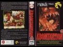 Мерзость / The Abomination. 1986. VHSRip Перевод Вячеслав Котов. VHS