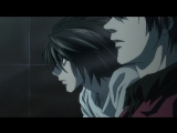 Тетрадь Смерти Death Note Удаленная сцена