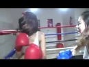 Chinese female boxing