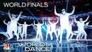 Keone, Mari Kinjaz Team Up to 116's Light Work - World of Dance 2018 (Full Performance)