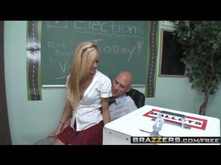 Brazzers - big tits at school - jessie rogers johnny sins