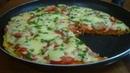 ПИЦЦА на сковороде за 5 минут Быстрый рецепт пиццы