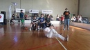 Bboy Китобойная Флотилия (1W2F) 2 Круг   Junior 1 vs 1   New Way 2019