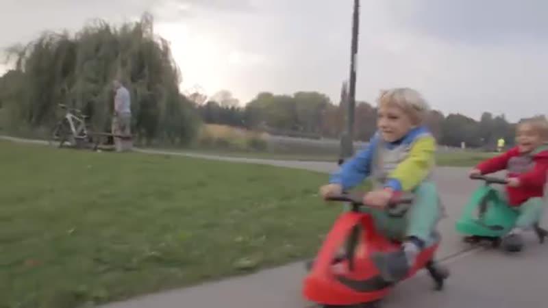 Бибикар - самоходная машинка