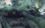 T-80 трудный путь до Ла-Манша