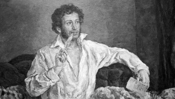 Пушкин и Кюхельбекер тролли 80 lvl.