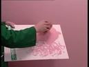 Ottocento Oikos Техника нанесения декоративной штукатурки в эффекте Дамаско морская губка