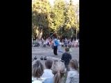 парк космонавтов, семья Рахмановых