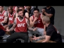 Garbrandt and Dillashaw engage in war of words during weigh-ins _ THE ULTIMATE F