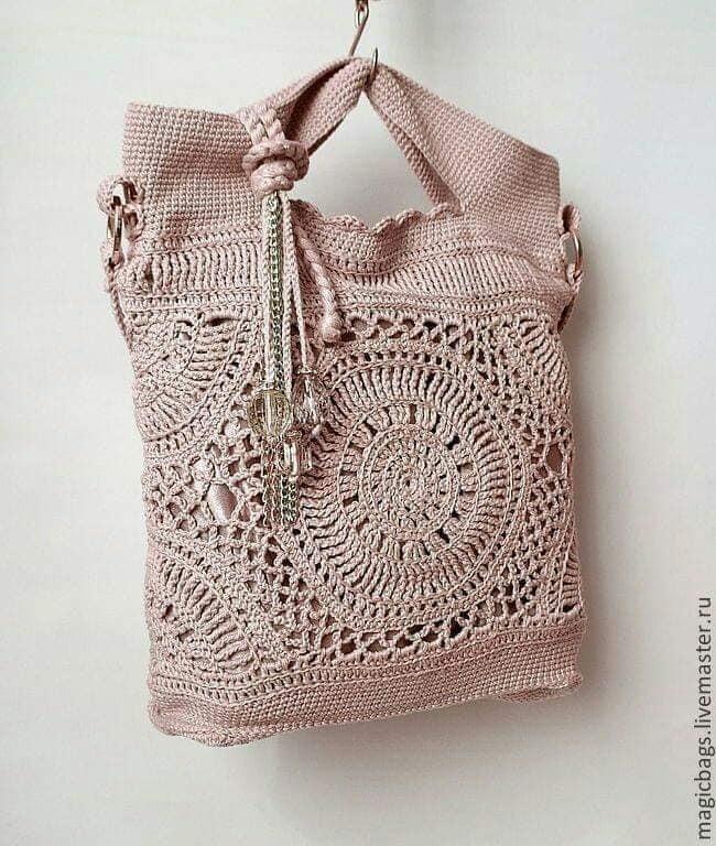 891c23b0d563 вяжем сумку крючком - Самое интересное в блогах