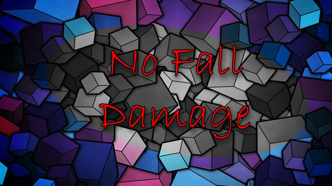 [CS 1.6] Addon - No Fall Damage