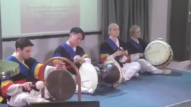 Местная Корейская национально культурная автономия Нижнего Новгорода на Кругосветка 4 17 ноября 2018
