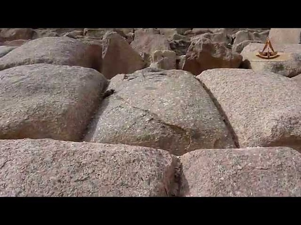 Гиза. Пирамида Менкаура. Giza. Pyramid of Menkaure.