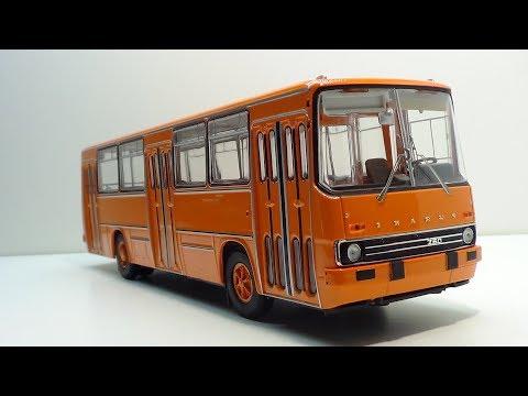 Обзор модели Ikarus 260 Classicbus