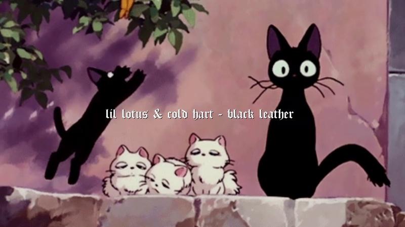 Lil Lotus Black Leather ft Cold Hart prod 4evr Taxpurposes
