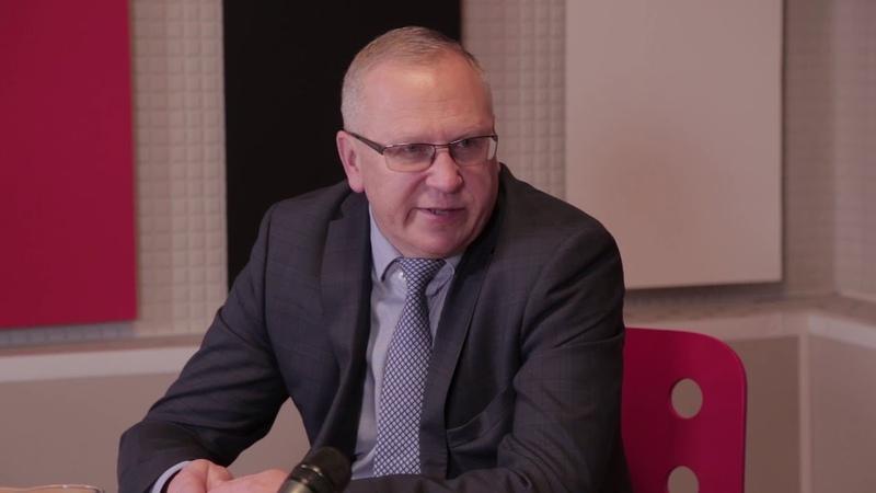 Беседа с зам.главного инженера НФРПЦ Ильей Прыгуновым о цифровом телевидении