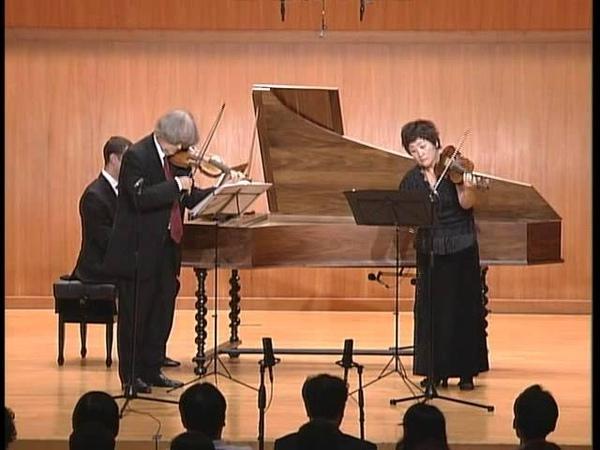 A. Corelli - Sonata da Camera G-major (Ciaccona) / Op.2 No.12