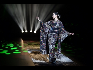 Jotaro Saito коллекция кимоно  2018-2019 года