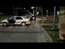 ДТП в Бердске: Тойота - в столб