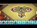 [Расстановка ТХ] Расстановка 9 ТХ | АНТИ двушка для КВ [ War Base Anti 2 Star TOWN HALL 9 ] Clash of Clans