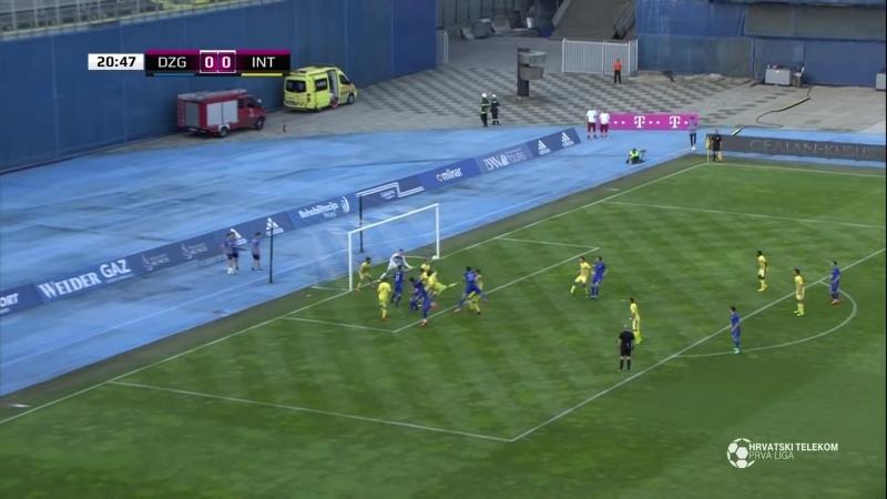 Dinamo - Inter-Zapresic 3-1, sazetak (HNL 36. kolo), 19.05.2018. Full HD