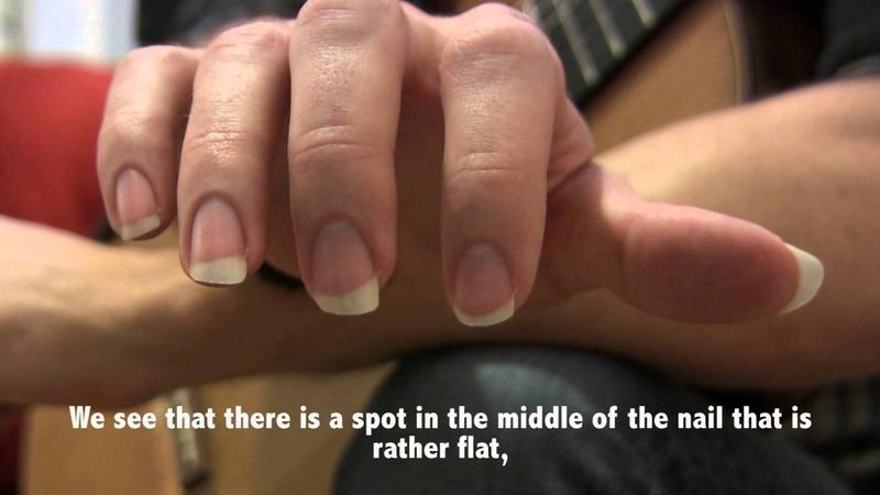 Guitar Technique : Ongles/Nails - Thomas Viloteau