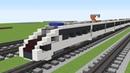 Minecraft Pesa Dart Poland PKP Intercity Train Tutorial