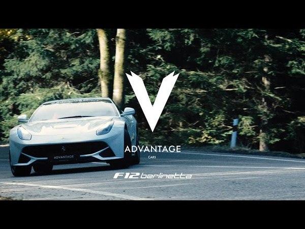 ADVANTAGE CARS - FERRARI F12 BERLINETTA (ENGLISH SUBTITLES)