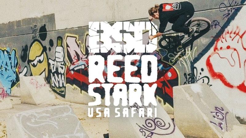 BSD BMX - Reed Stark USA Safari