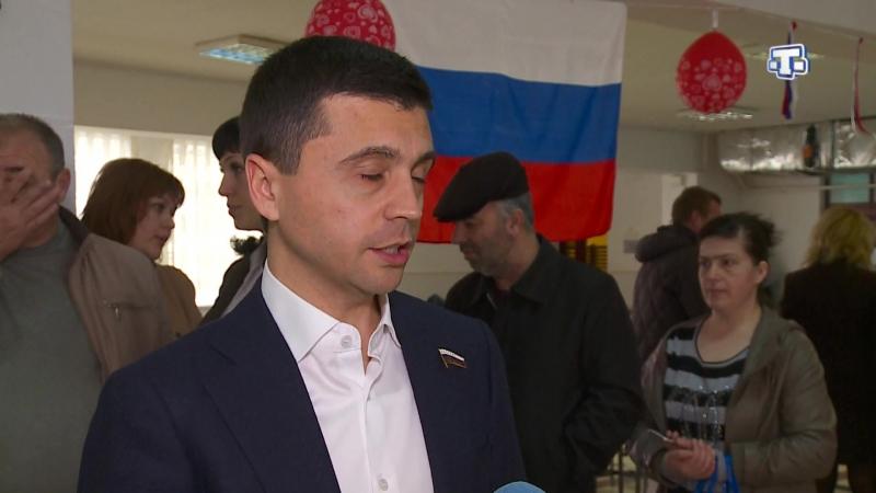 В Крыму для выборов было образовано 1 206 участков