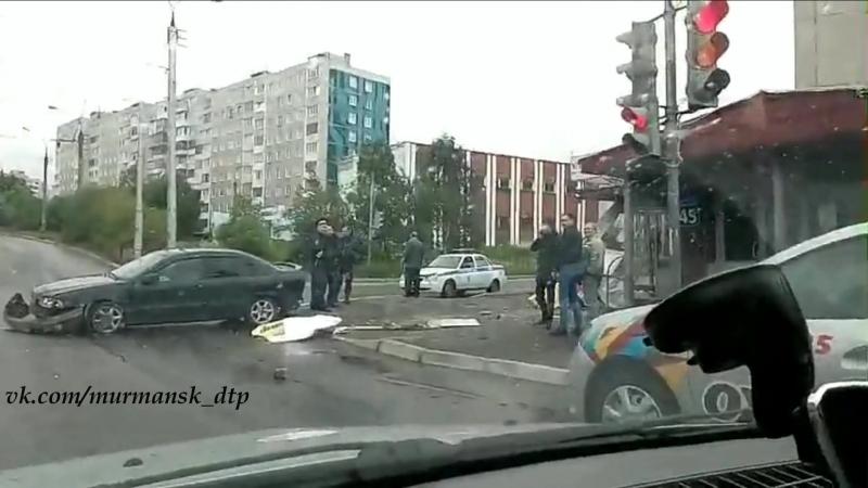 ДТП Фадеев Ручей