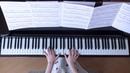 やさしさに包まれたなら ピアノ 荒井由実 スタジオジブリ 『魔女1239