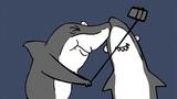 Селфи акул #coub