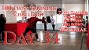 100 Day's Training Challenge. Day 34(B-Boy AVM)