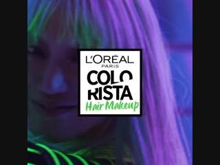 Colorista Hair Make Up