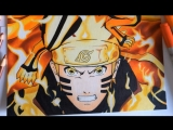 Naruto Shippuuden OST Naruto Kyuubi Kerama The Power Of God My Dear Artist Isabel Garcia Theneme