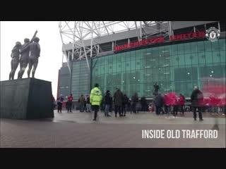 Inside Old Trafford - Man Utd 3-1 Huddersfield - Tunnel Cam, Behind the Scenes, Legends More!