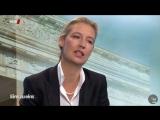 Interessantes Interview mit Alice Weidel -AfD- im WDR- Eine echte Alternative- Die AfD im Bundestag