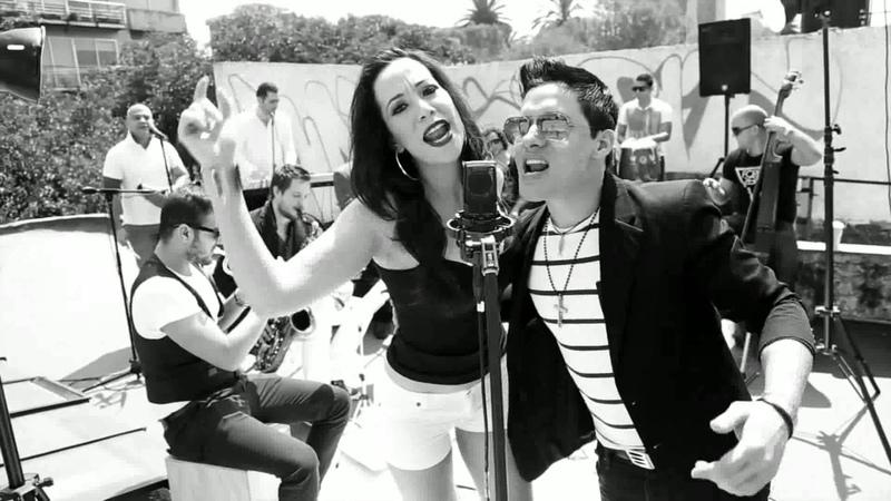 Darte un beso (Salsa Cover) - Jimmy Cruz feat Mikela