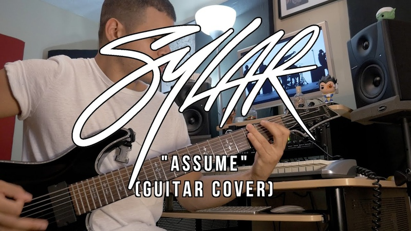 Sylar - Assume (Guitar Cover) w/Tabs